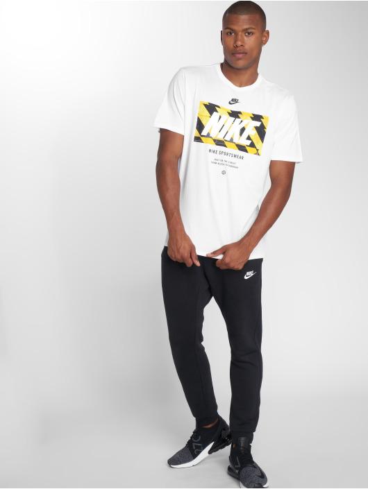 Nike T-Shirt Tape white