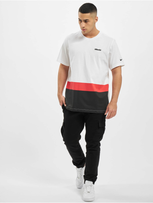 Nike T-Shirt Air Blocked white