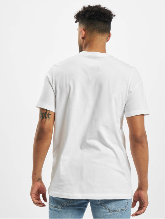 Nike T-Shirt Just Do It Swoosh white