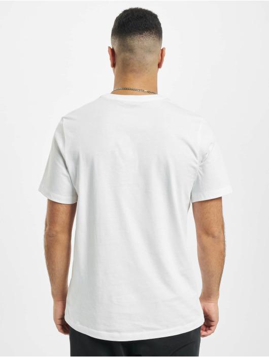 Nike T-Shirt Club HBR Camo 2 white