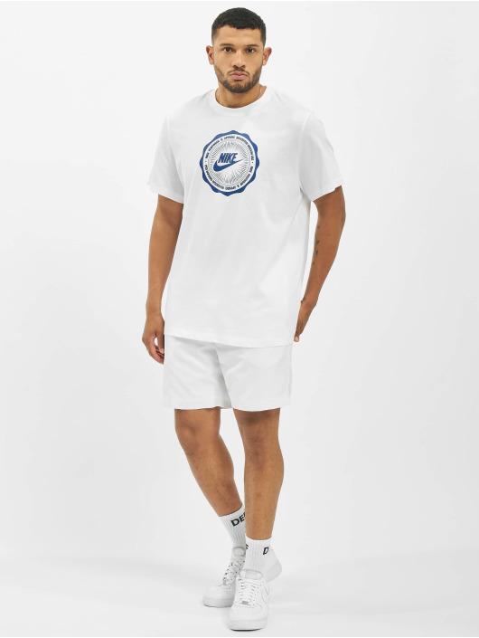 Nike T-Shirt BTS Futura white
