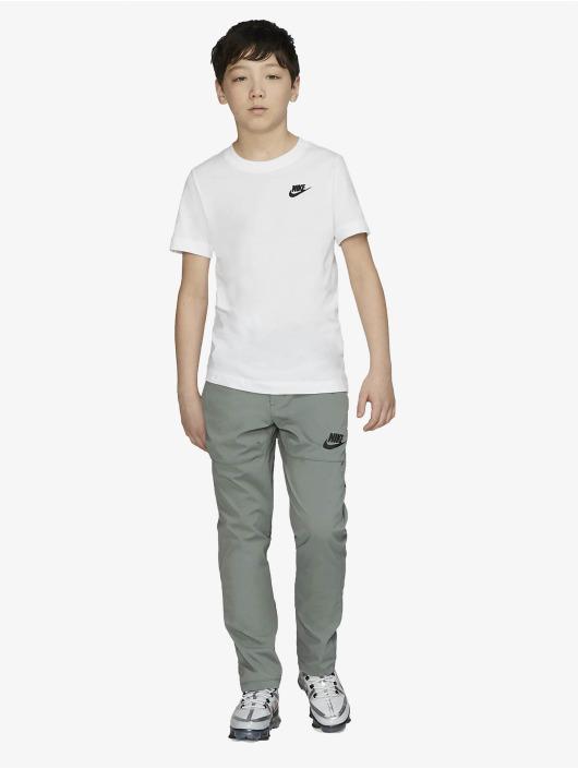 Nike T-Shirt Futura white