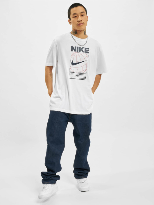 Nike T-Shirt Dri-FIT white