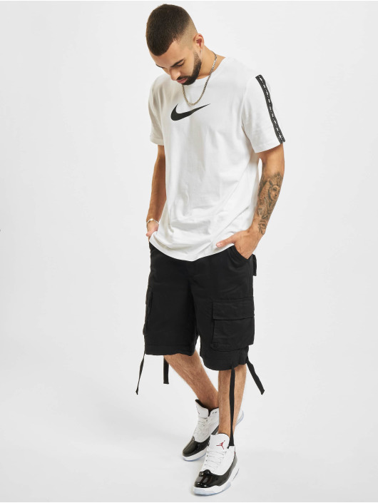 Nike T-Shirt Repeat white
