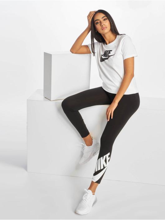 Nike t-shirt Essential Icon Futura wit