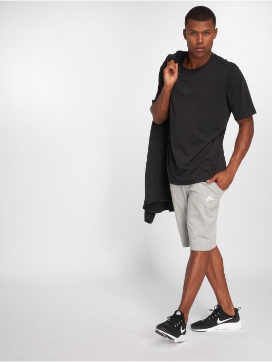 Nike t-shirt Sportswear Tech Pack zwart