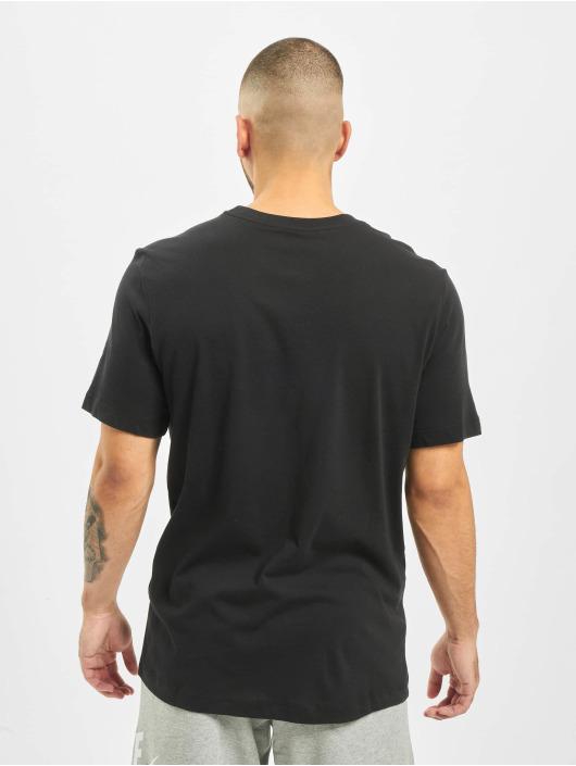Nike t-shirt HBR JDI 2 zwart