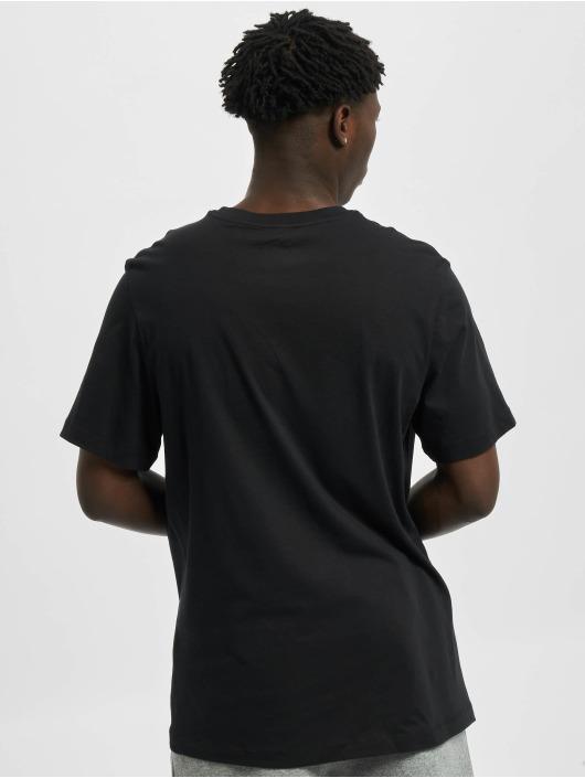 Nike t-shirt M Nsw Swoosh 12 Month zwart