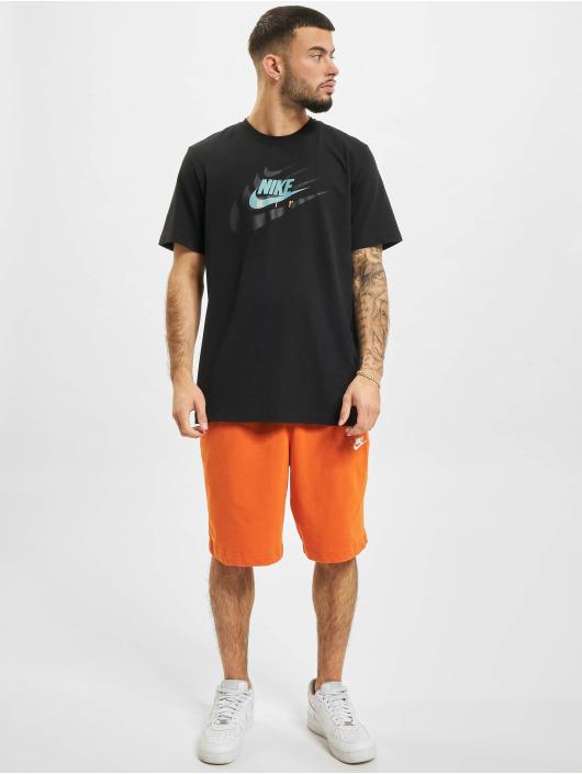Nike t-shirt Multibrand zwart
