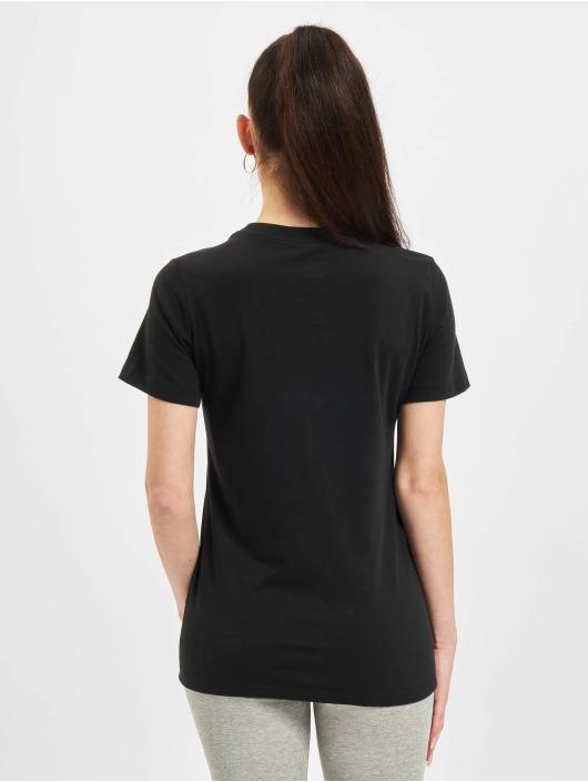 Nike t-shirt Crew zwart