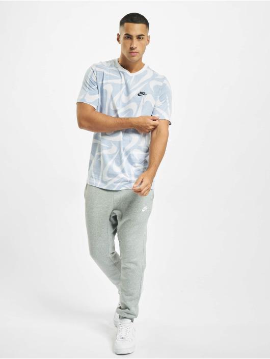 Nike T-shirts Sportswear blå