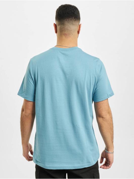 Nike T-shirts M Nsw Swoosh 12 Month blå