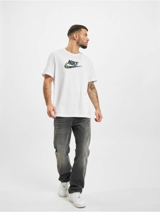 Nike T-shirts Festival Futura hvid