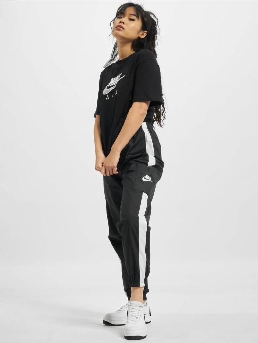 Nike T-shirts Air BF sort