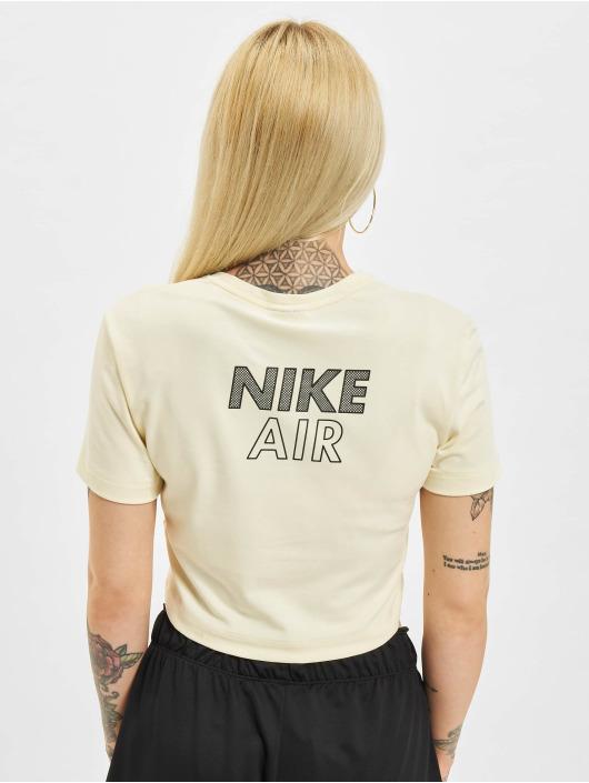 Nike T-Shirty W Nsw Air SS bezowy