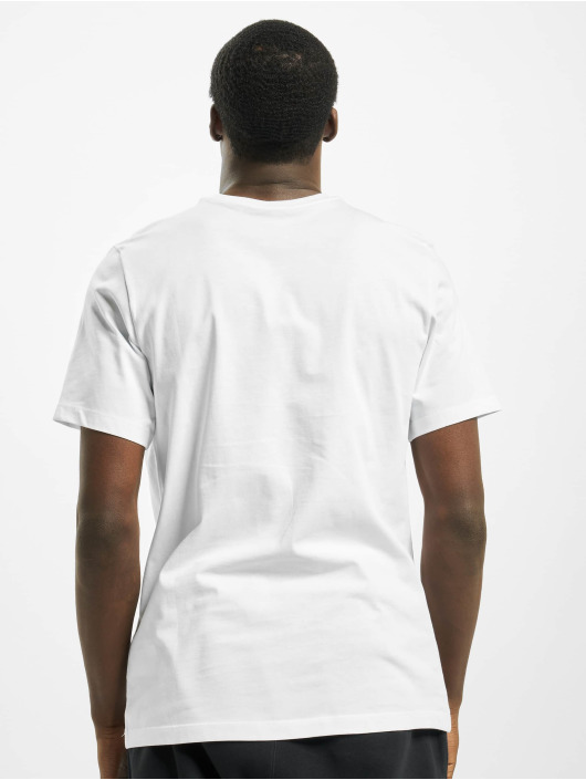 Nike T-Shirty HBR 3 bialy