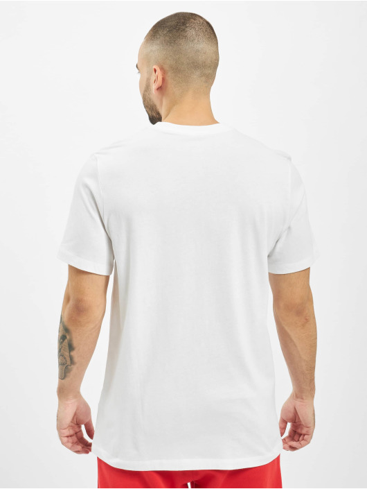 Nike T-Shirty SS JDI 2 bialy