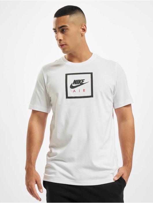 Nike T-Shirty Air 2 bialy