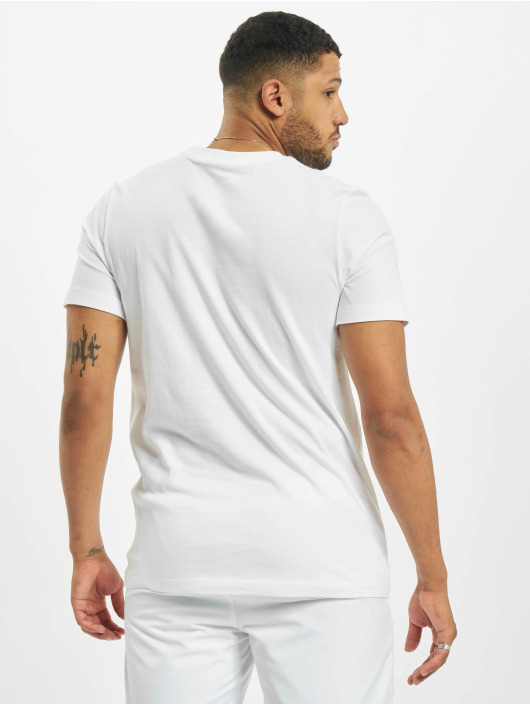 Nike T-Shirty Just Do It Swoosh bialy