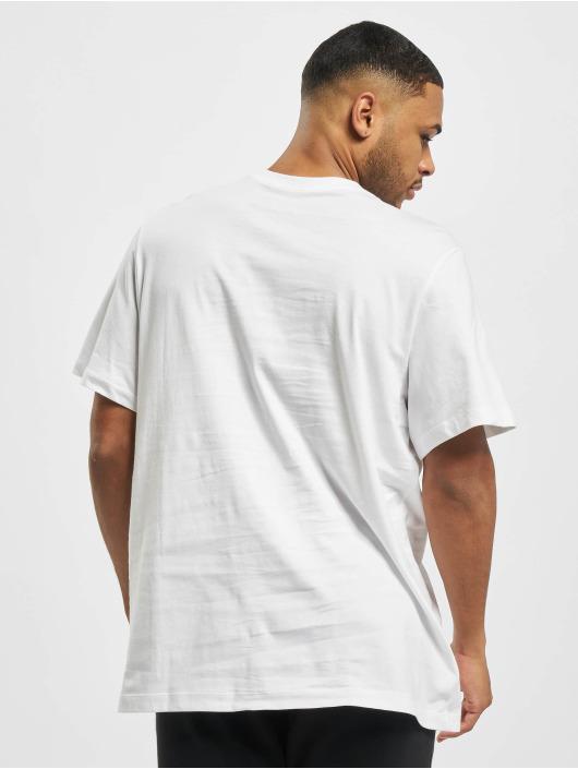 Nike T-Shirty M Nsw Sp Brandmarks Hbr bialy