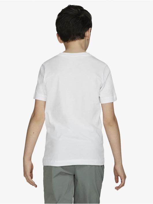 Nike T-Shirty Futura bialy