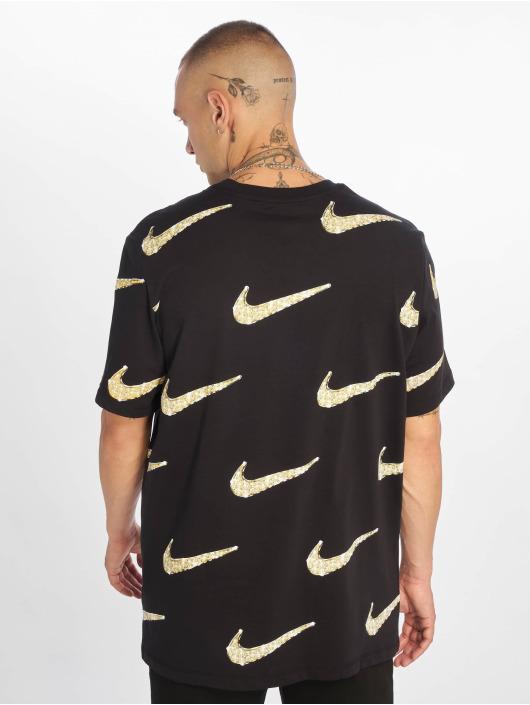 Nike T-Shirty SZNL STMT 5 czarny