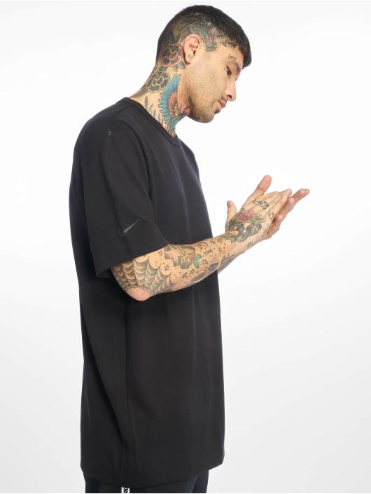 Nike T-Shirty TCH PCK SS czarny
