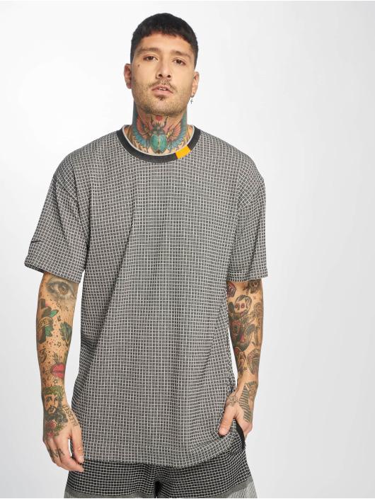 Nike T-Shirty TCH PCK SC SS GRD Knit czarny