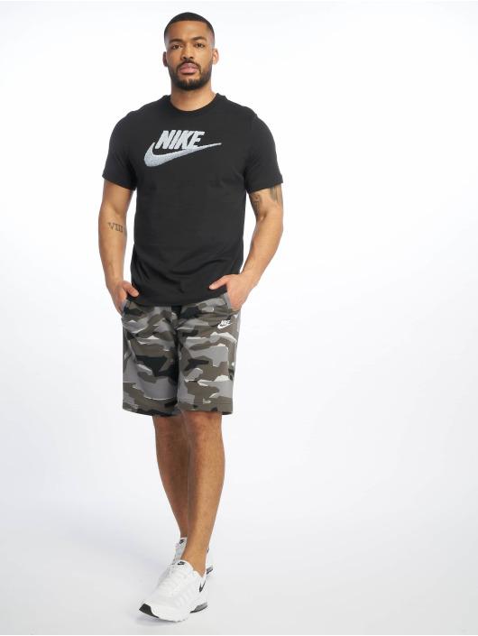 Nike T-Shirty Brand Mark czarny