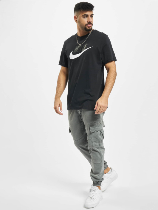 Nike T-Shirty Air HBR 2 czarny