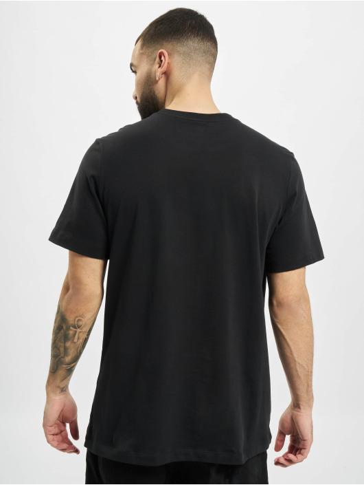 Nike T-Shirty M Nsw Sp Brandmarks Hbr czarny