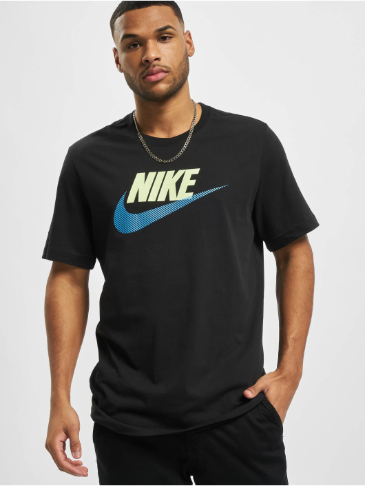 Nike T-Shirty M Nsw Tee Alt Brand Mark 12mo czarny