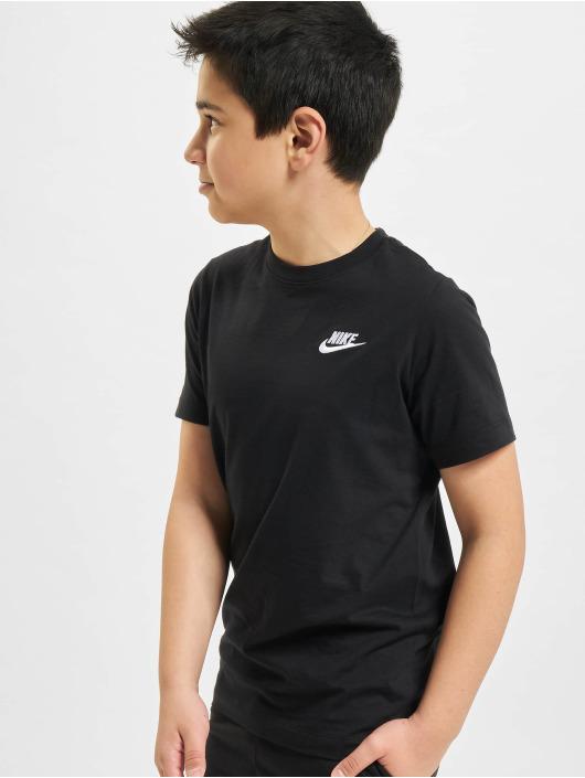 Nike T-Shirty Futura czarny