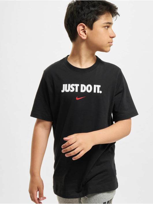 Nike T-Shirty SDI czarny