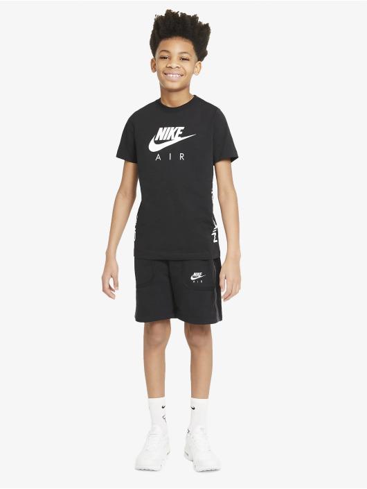 Nike T-Shirty Air czarny