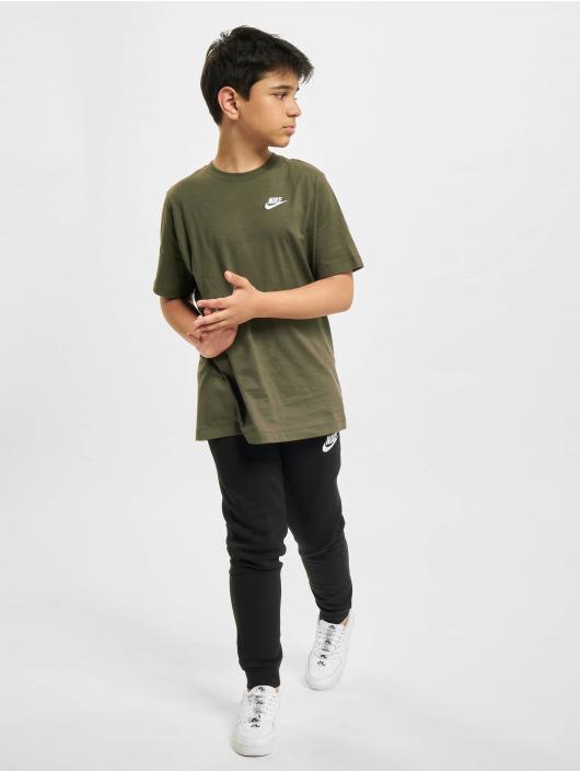 Nike T-Shirty Futura khaki