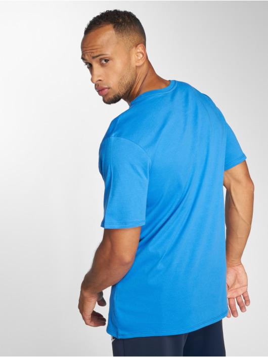 """Nike T-Shirty Sportswear """"just Do It."""" Swoosh niebieski"""