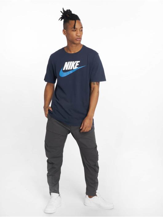 Nike T-Shirty Futura Icon niebieski