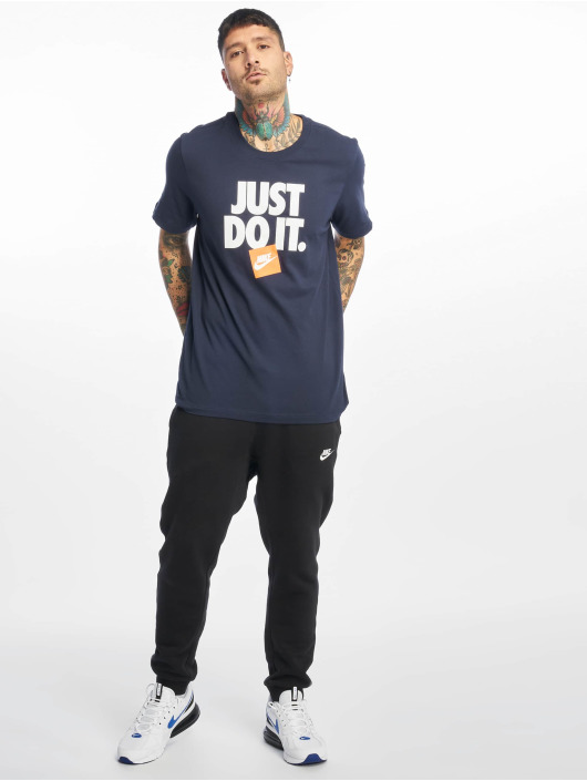 Nike T-Shirty HBR 3 niebieski