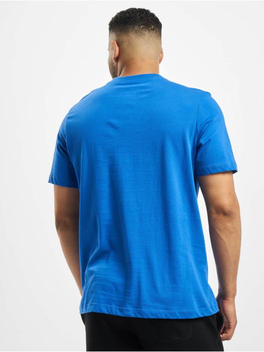 Nike T-Shirty Brand Mark niebieski