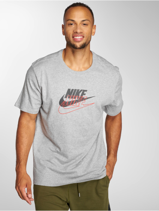 Nike T-Shirty Archive szary