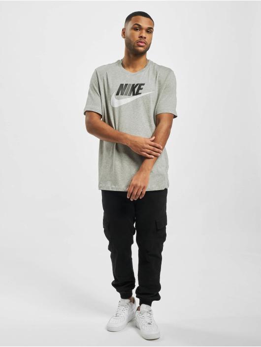 Nike T-Shirty M Nsw Alt Brand Mark 12Mo szary