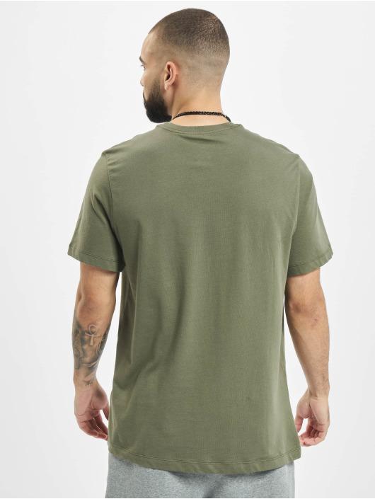 Nike T-Shirty HBR 2 zielony