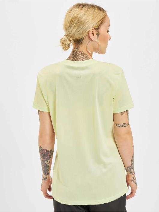 Nike T-Shirty Dry Crew zielony