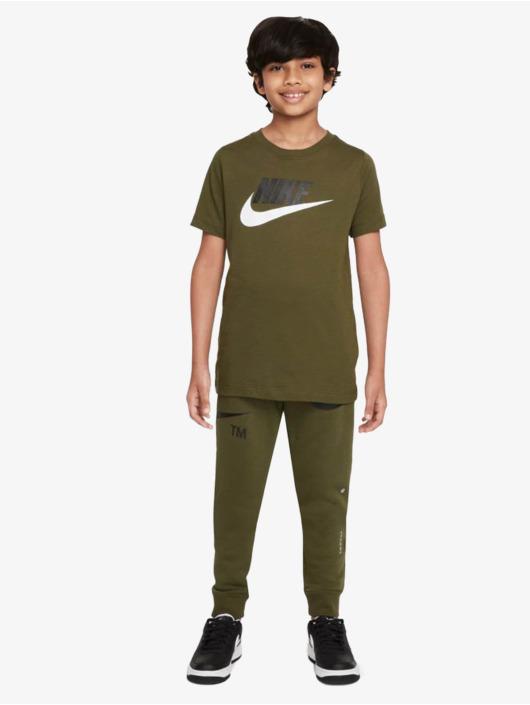 Nike T-Shirty Futura Icon Td zielony