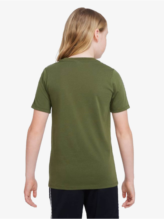 Nike T-Shirty Repeat zielony