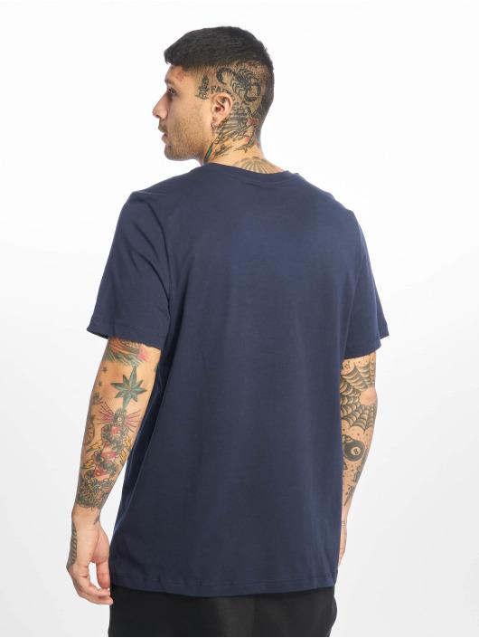 Nike T-skjorter HBR 3 blå