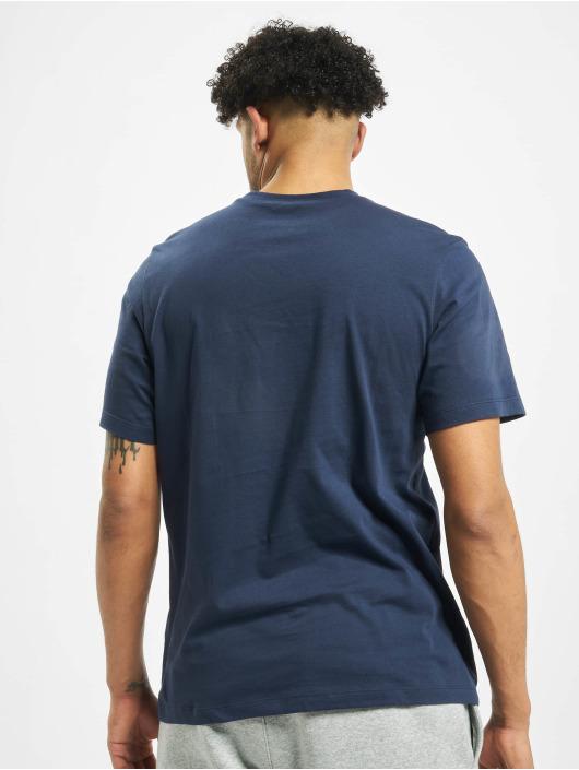 Nike T-skjorter Brand Mark blå