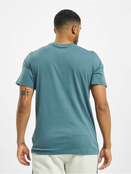 Nike T-skjorter Just Do It Swoosh blå