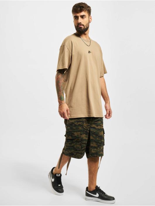 Nike T-skjorter Premium Essential brun